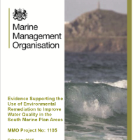 Evidence Supporting the Use of Environmental Remediation to Improve Water Quality in the South Marine Plan Areas, Marine Management Organisation