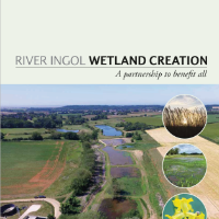 River Ingol Wetland Creation, Anglian Water, Norfolk Rivers Trust and William Morfoot Ltd